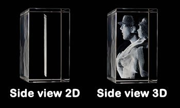 Difference between 2D and 3D